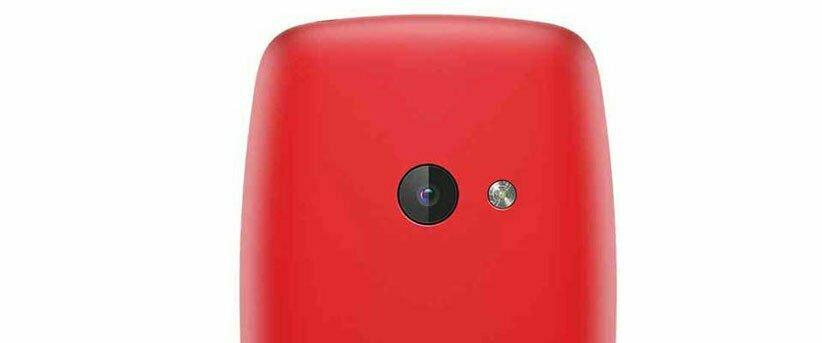 دوربین گوشی موبایل نوکیا 210