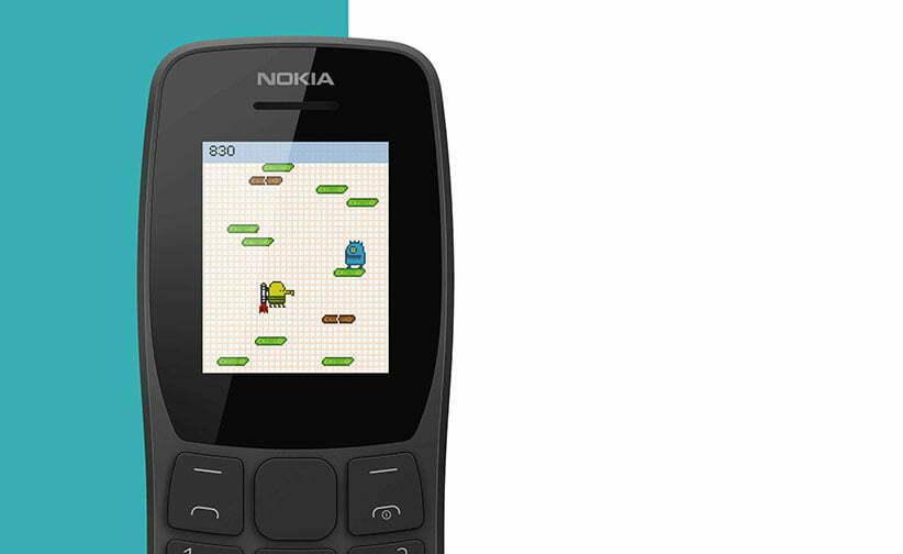 بازی های گوشی موبایل نوکیا مدل Nokia 110