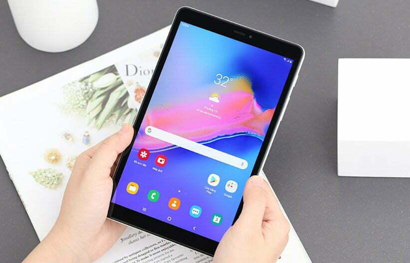 صفحه نمایش تبلت سامسونگ مدل Galaxy Tab A LTE SM T295