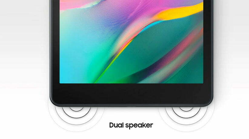 اسپیکر تبلت سامسونگ مدل Galaxy Tab A LTE SM T295