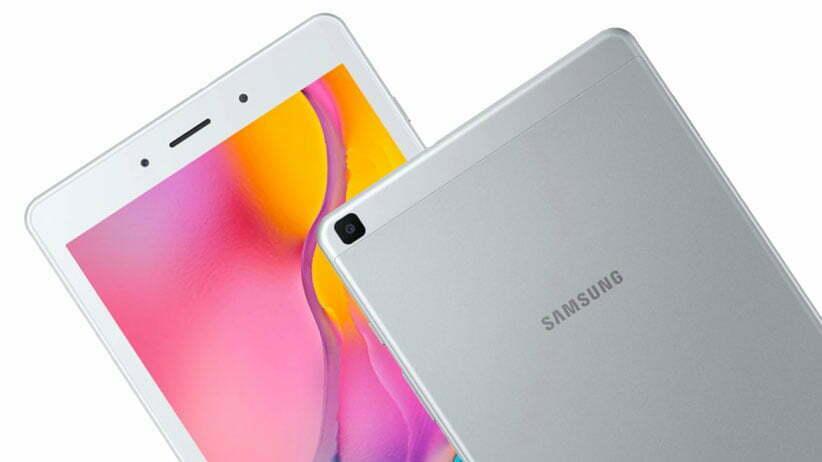 دوربین تبلت سامسونگ مدل Galaxy Tab A LTE SM T295