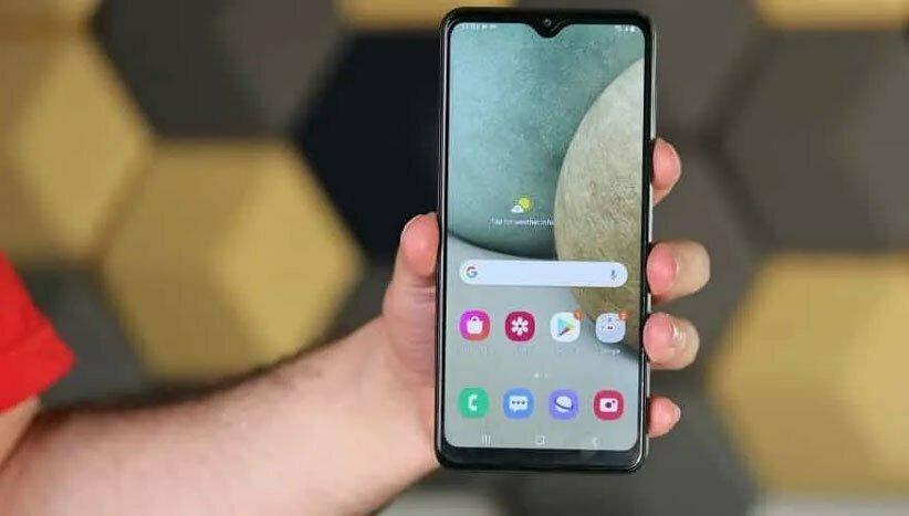 ارزشخرید گوشی سامسونگ Galaxy A12