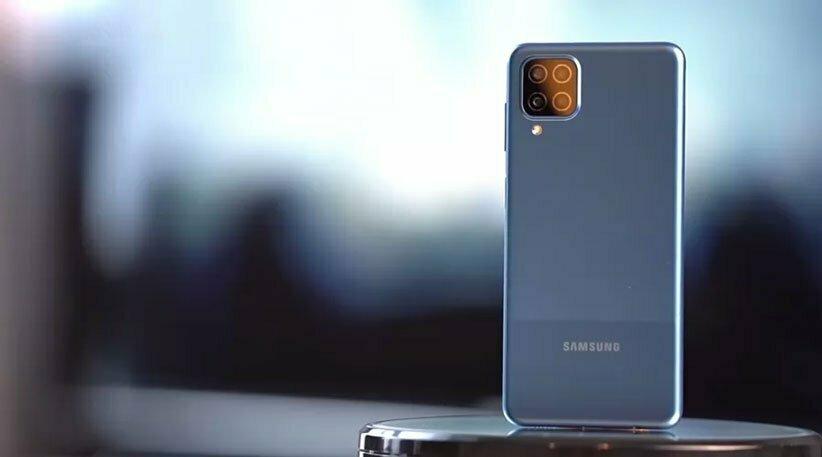سخت افزار گوشی موبایل سامسونگ Galaxy A12