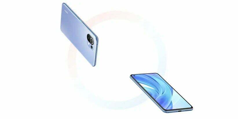 طراحی و کیفیت ساخت Xiaomi Mi 11 Lite