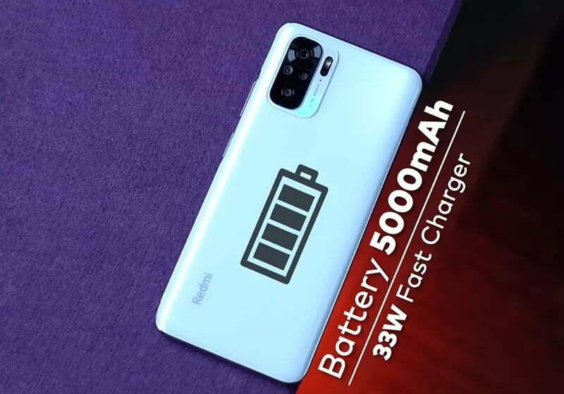 باتری شیائومی مدل Redmi Note 10S