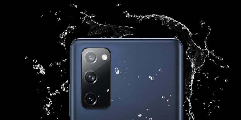 طراحی و ساخت گوشی Galaxy S20 FE
