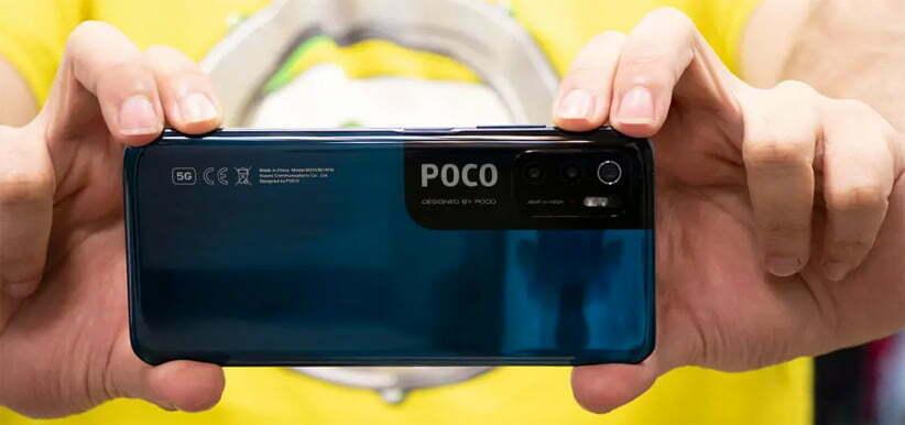 دوربین گوشی Poco M3 Pro 5G