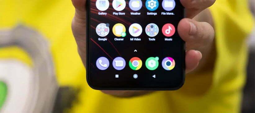 صفحه نمایش گوشی Poco M3 Pro 5G