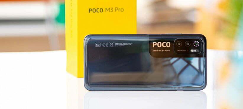 سختافزار گوشی پوکو M3 Pro 5G