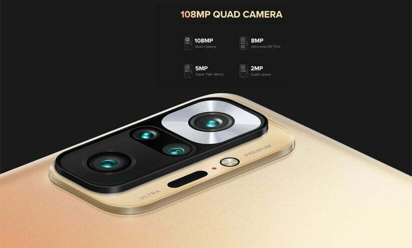 دوربین گوشی شیائومی باتری شیائومی Redmi Note 10 Pro