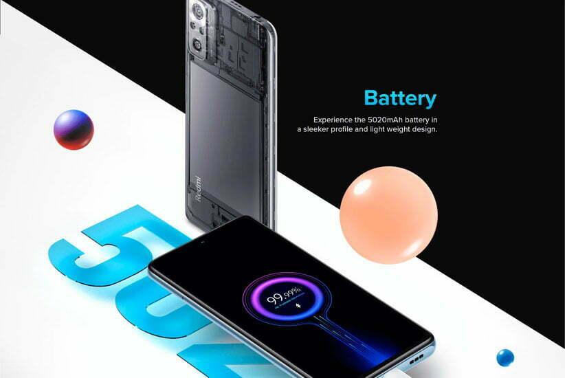 باتری شیائومی Redmi Note 10 Pro
