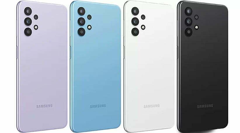قیمت خرید گوشی موبایل سامسونگ Galaxy A32 5G
