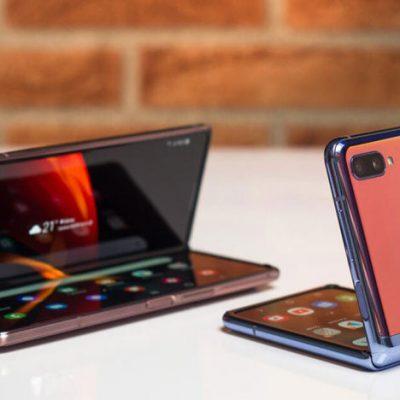سامسونگ از چالش های طراحی گوشی های تاشو نسل جدید میگوید