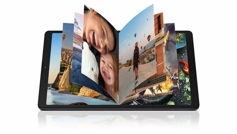 "صفحه نمایش تبلت سامسونگ مدل Galaxy Tab A7 Lite (2021 8.7"") 4G SM T225N"