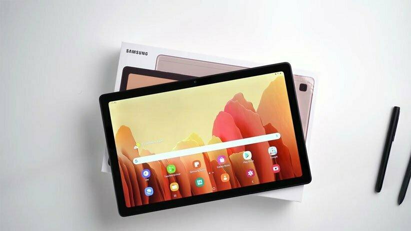 قیمت خرید تبلت سامسونگ مدل Galaxy Tab A7 2020 SM T505