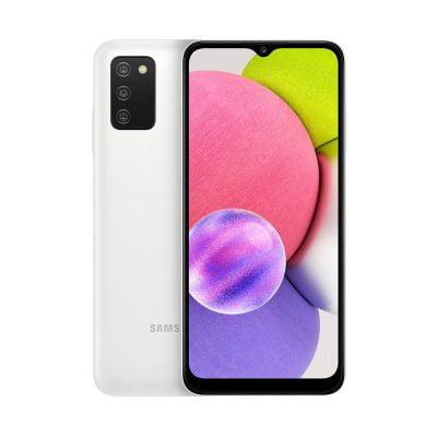 گوشی موبایل سامسونگ مدل Galaxy A03s ظرفیت 32/3 گیگابایت دو سیم کارت