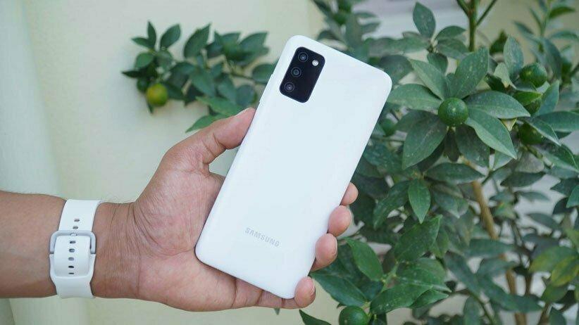 دوربین گوشی موبایل سامسونگ مدل Galaxy A03s