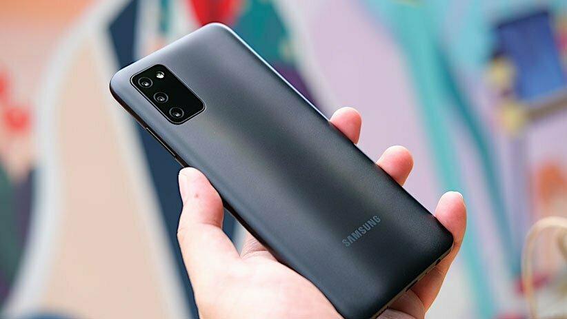 سخت افزار گوشی سامسونگ مدل Galaxy A03s