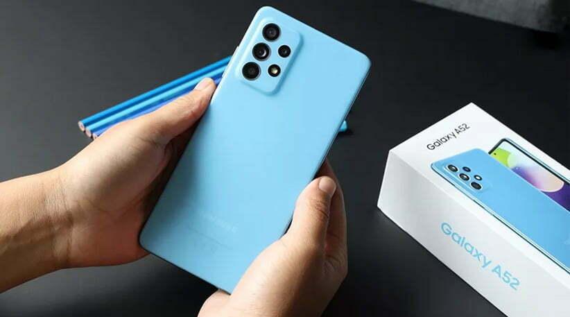 دوربین گوشی موبایل سامسونگ مدل Galaxy A52s 5G