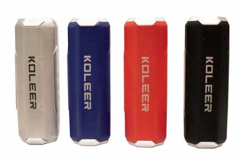 خرید اسپیکر بلوتوثی قابل حمل Koleer S218