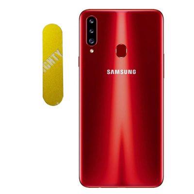 محافظ لنز دوربین مدل mighty مناسب گوشی موبایل سامسونگ Galaxy A20s