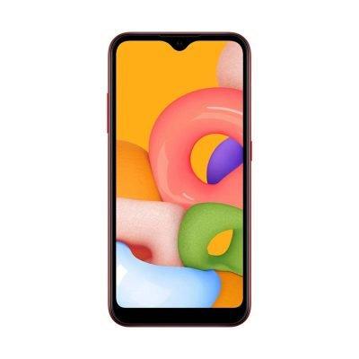 گوشی موبایل سامسونگ مدل Galaxy M02 ظرفیت 32/2 گیگابایت دو سیم کارت