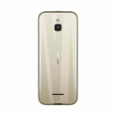 گوشی موبایل نوکیا مدل Nokia 8000 4G دو سیم کارت