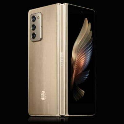 گوشی تاشو W22 5G سامسونگ 21 مهر در چین رونمایی خواهدشد